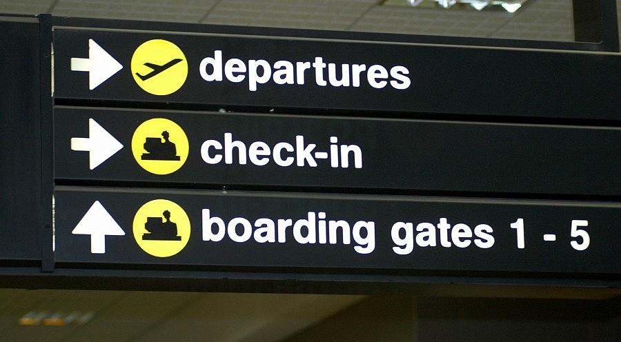 Prima volta in aeroporto ecco come prendere l 39 aereo - Ml da portare in aereo ...